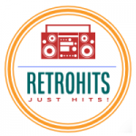 Logo da emissora Rádio Retrohits