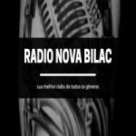 Logo da emissora Rádio Nova Bilac