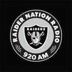 Logo da emissora KRLV Raider Nation Radio 920 AM