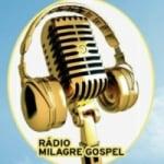 Logo da emissora Rádio Milagre Gospel