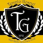 Logo da emissora Rádio Templo Gospel WR
