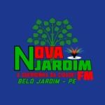 Logo da emissora Rádio Nova Jardim