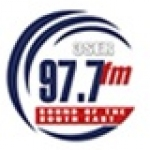 Logo da emissora Radio 3SER 97.7 FM
