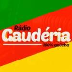 Logo da emissora Rádio Gaudéria