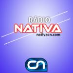 Logo da emissora Rádio Nativa CN