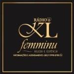 Logo da emissora Rádio KL Femminu