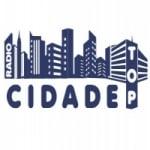 Logo da emissora Rádio Cidade Top