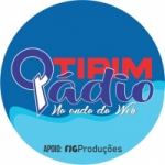Logo da emissora Qtipim