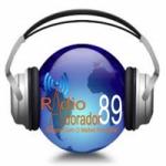 Logo da emissora Rádio Adorador 89