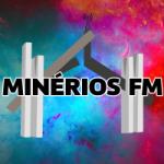 Logo da emissora Rádio Minérios FM