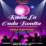 Logo da emissora Radio La Onda Bonita