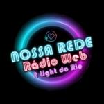 Logo da emissora Nossa Rede Rádio Web