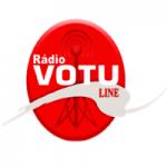Logo da emissora Rádio Votu Line