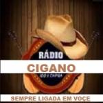 Logo da emissora Rádio Cigano