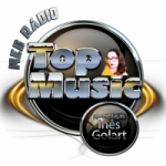 Logo da emissora Rádio Web Top Music