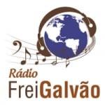 Logo da emissora Rádio Frei Galvão