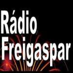 Logo da emissora Rádio Freigaspar