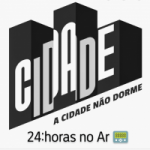 Logo da emissora Rádio FM Cidade