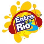 Logo da emissora Rádio Entre Rios FM
