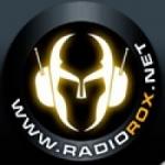 Logo da emissora Rádio Rox WRádio