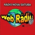 Logo da emissora Rádio Nova Satuba