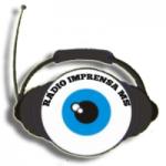 Logo da emissora Rádio Imprensa MS