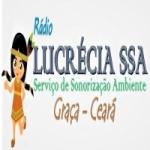 Logo da emissora Rádio Lucrécia SSA