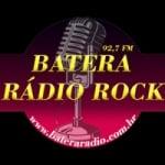 Logo da emissora Batera Rádio Rock