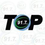 Logo da emissora Rádio Top FM São Paulo