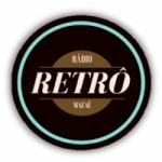 Logo da emissora Radio Retrô Macaé