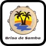 Logo da emissora Brisa de Samba