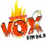 Logo da emissora Rádio Voxlivre
