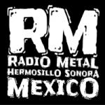 Logo da emissora Radio Metal Hermosillo