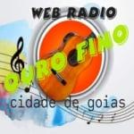 Logo da emissora Web Rádio Ouro Fino
