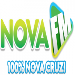 Logo da emissora Rádio Nova Cruz