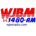 Logo da emissora Radio WJBM 1480 AM