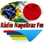 Logo da emissora Rádio NagoBraz Fm