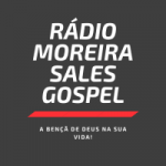 Logo da emissora Rádio Moreira Sales Gospel