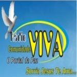 Logo da emissora Rádio Comunidade Viva