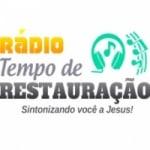 Logo da emissora Rádio Tempo de Restauração