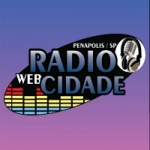 Logo da emissora Rádio Cidade Web Penápolis