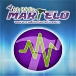Logo da emissora Web Rádio Martelo