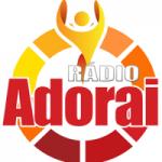 Logo da emissora Rádio Adorai