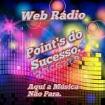 Logo da emissora Web Rádio Point's do Sucesso