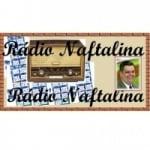 Logo da emissora Rádio Naftalina Web
