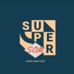 Logo da emissora Super Som Web Rádio