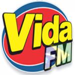 Logo da emissora Vida FM Brasil