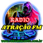 Logo da emissora Web Rádio Atração FM