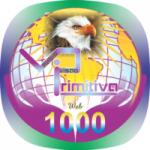 Logo da emissora Rádio Visão Primitiva