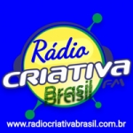 Logo da emissora Rádio Criativa Brasil